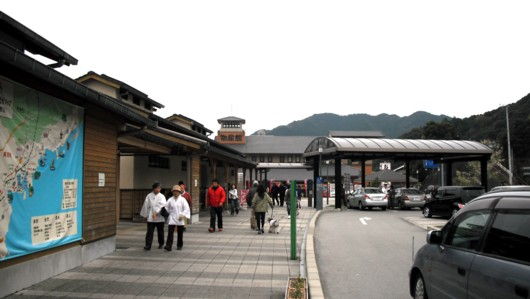 道の駅日和佐(美波町)
